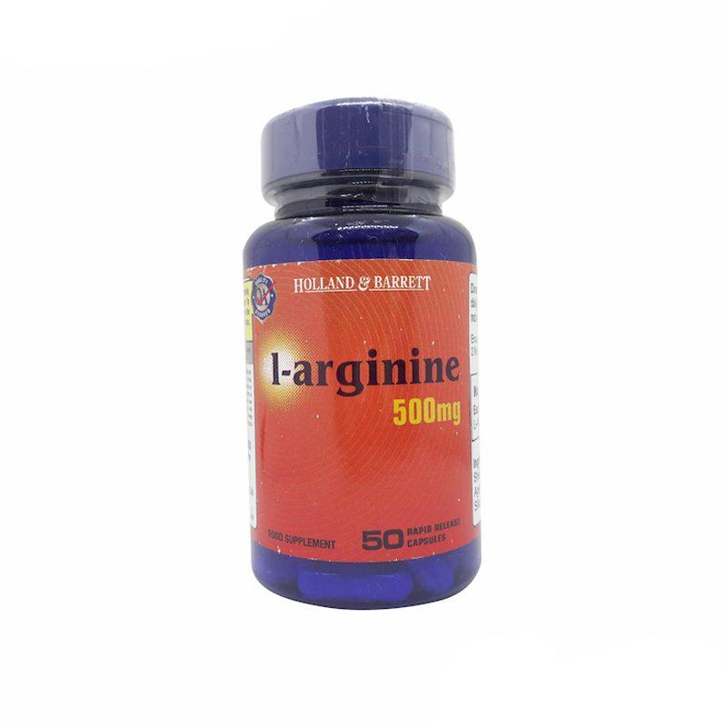 L-Arginine tăng khả năng sinh tinh trùng
