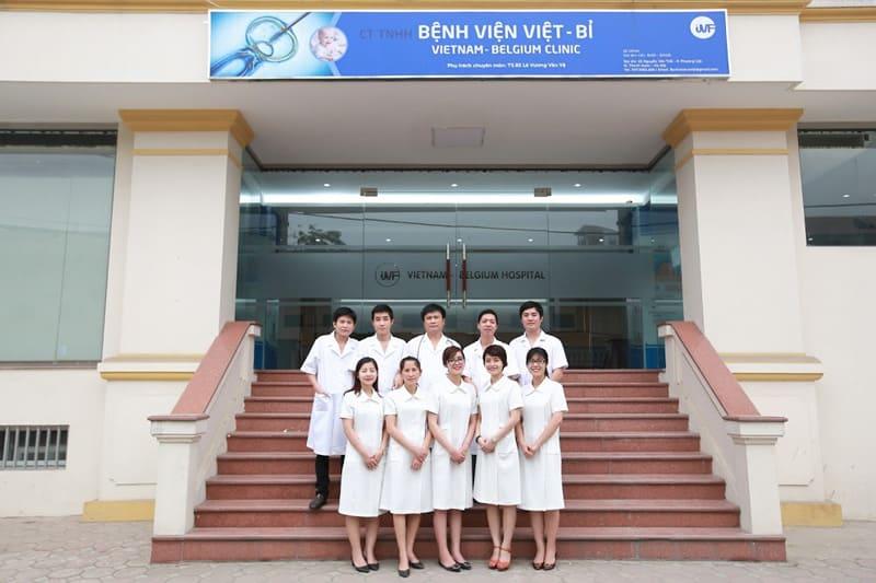 bệnh viện Việt Bỉ