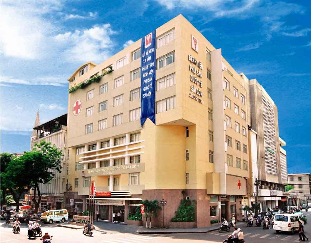 Bệnh viện phụ sản Quốc tế Sài Sòn