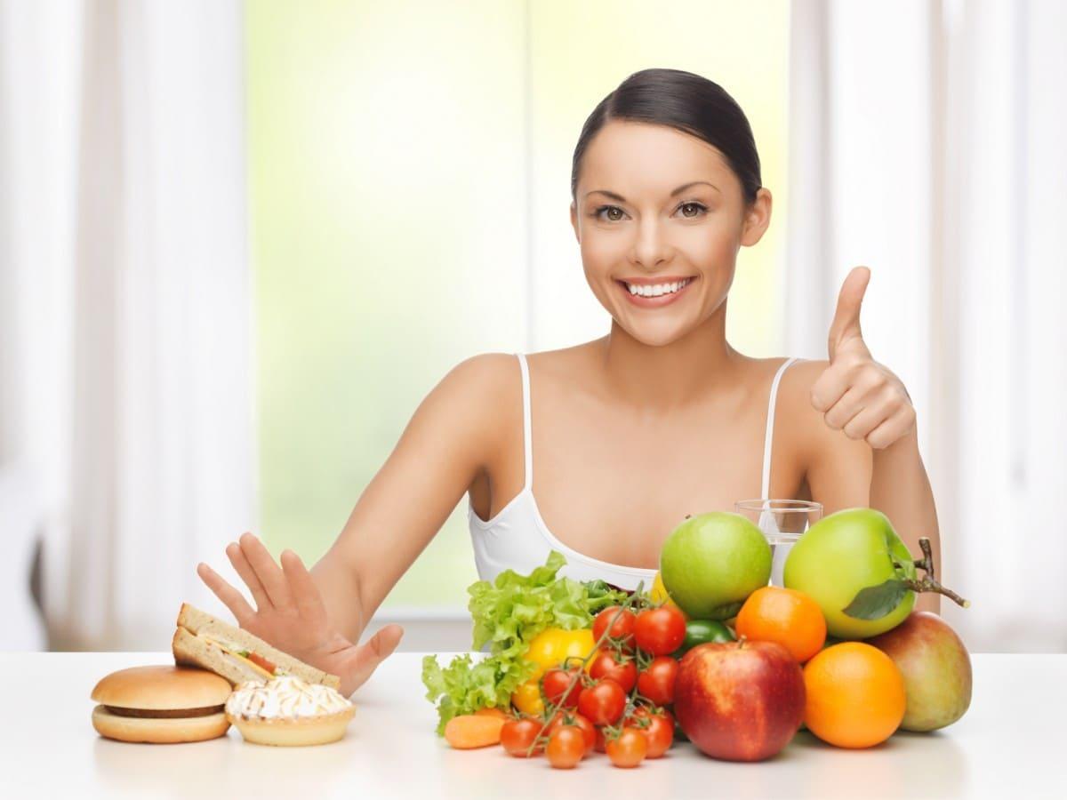 chế độ dinh dưỡng tránh chậm kinh