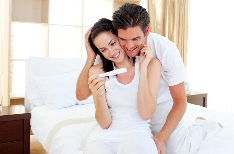 có thai sau khi bơm tinh trùng