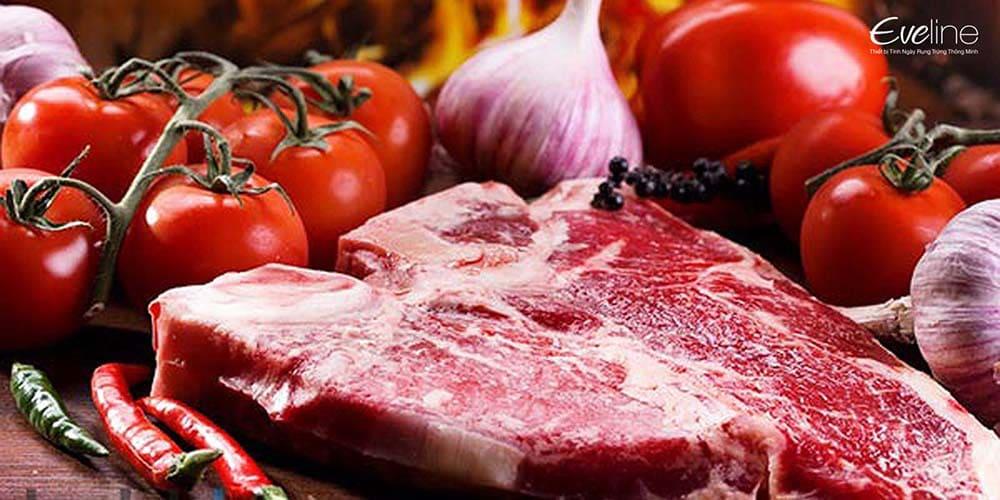 Thịt và gia cầm giúp tăng sinh sản, cường sinh lý ở nam giới