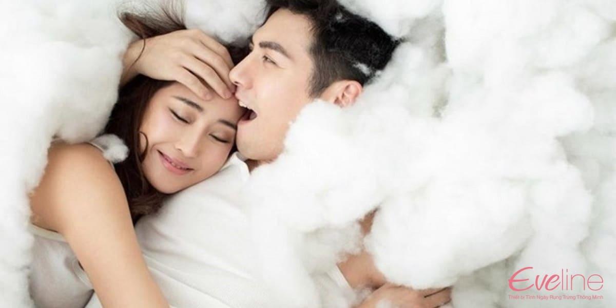 Các cặp vợ chồng nên chú ý cách quan hệ có thai đôi