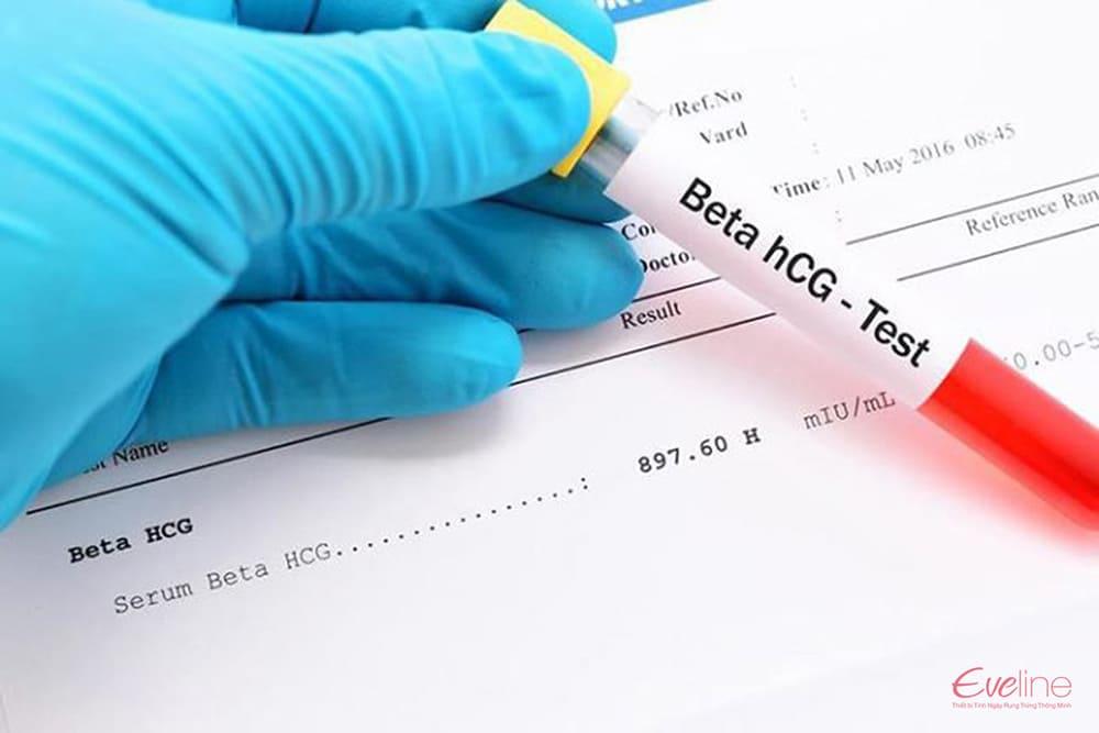 Thử thai bằng xét nghiệm máu